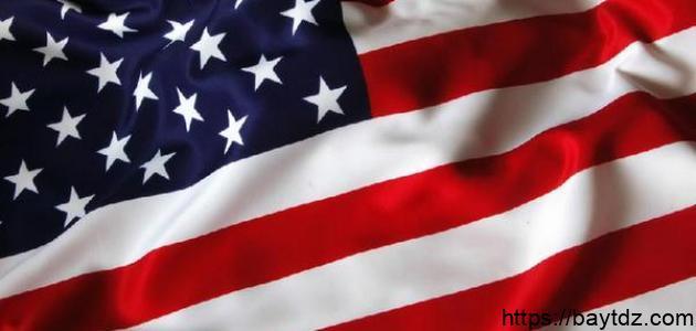 أسماء الولايات في أمريكا