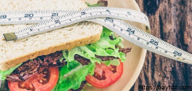 أسهل طريقة لخسارة الوزن في أسبوع
