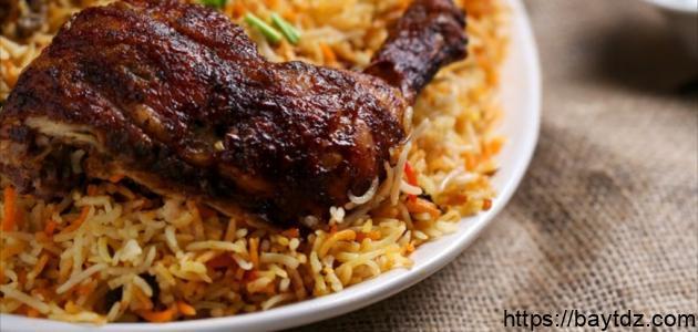أسهل طريقة لعمل الأرز البخاري