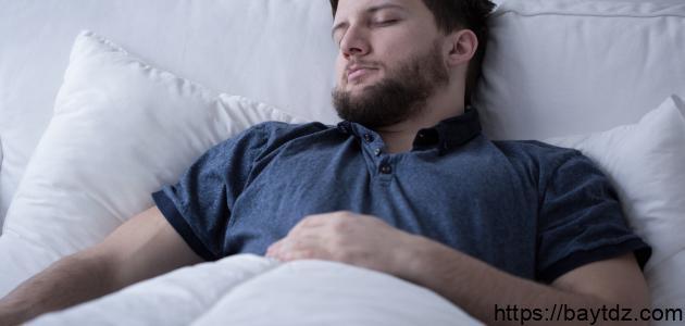 أسهل طريقة للنوم بسرعة