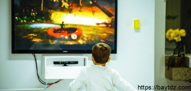 أضرار أفلام الكرتون على الأطفال