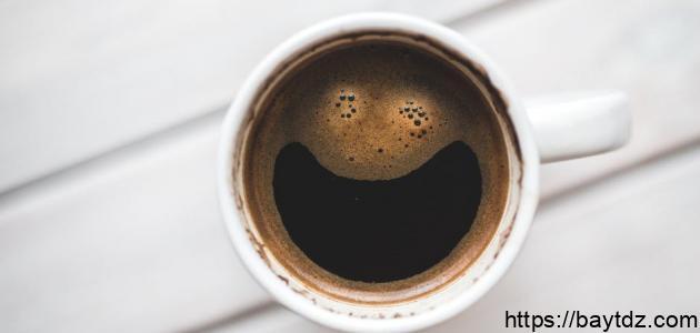 أضرار الإكثار من شرب القهوة
