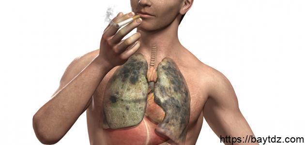 أضرار الدخان