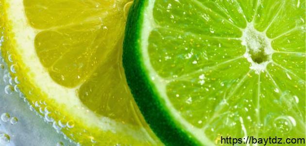 أضرار الليمون