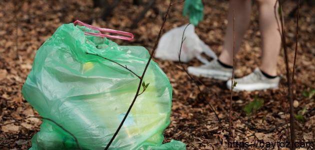 أضرار تراكم القمامة