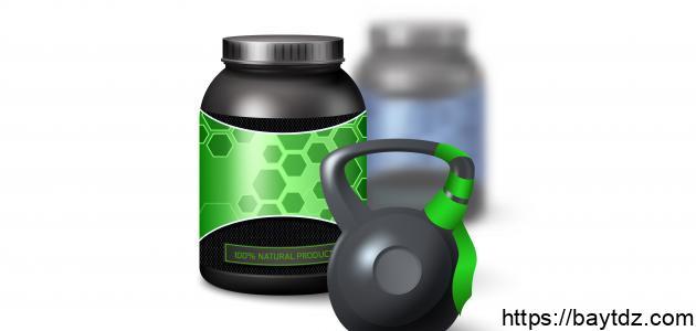 أضرار شرب البروتين