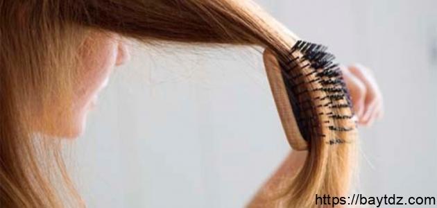 أضرار نقص فيتامين د على الشعر