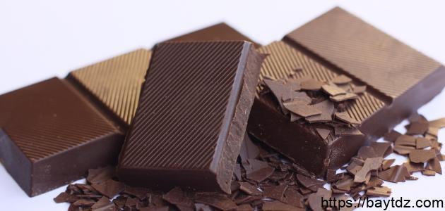 أضرار وفوائد الشوكولاتة