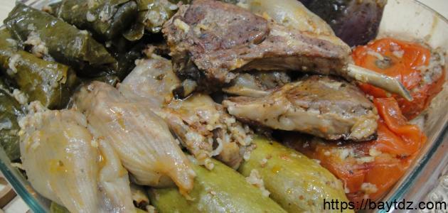 أطباق في الفرن باللحم المفروم