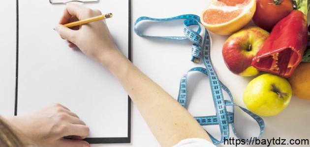 أطعمة لخسارة الوزن بسرعة