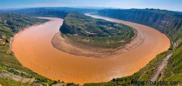 أطول نهر بالعالم