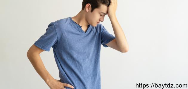 أعراض الاصابة بمرض الإيدز