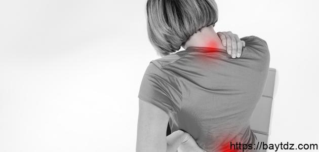 أعراض الانزلاق الغضروفي