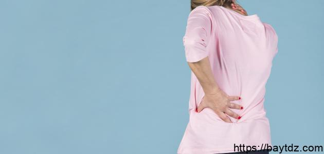 أعراض التهاب عرق النسا وعلاجه