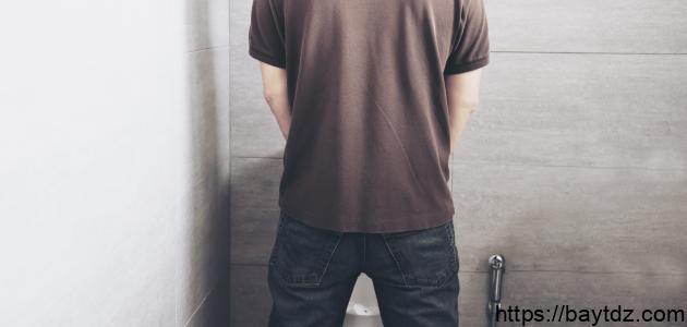 أعراض التهاب عنق المثانة عند الرجال