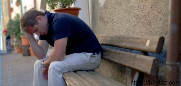 أعراض التوتر والقلق على الجسم