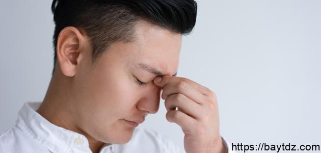 أعراض الجيوب الأنفية المزمنة