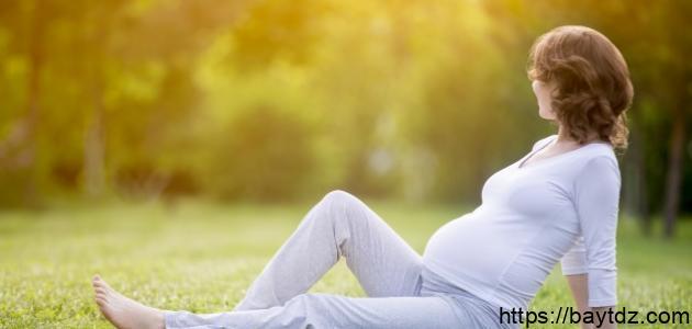 أعراض الحمل بالأسبوع الحادي عشر