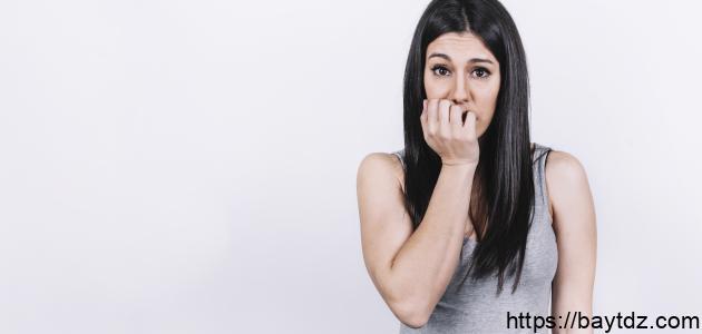 أعراض الوسواس والخوف من الموت