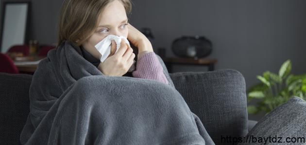 أعراض حساسية الجيوب الأنفية المزمنة