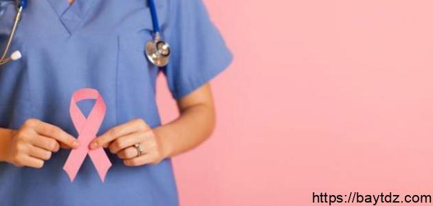 أعراض سرطان الثدي عند الفتيات