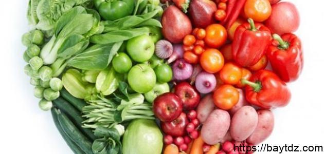 أغذية ترفع ضغط الدم