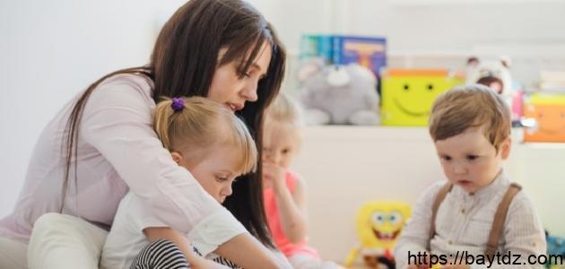أفضل أساليب تربية الأطفال