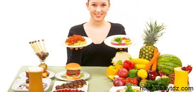 أفضل أكل صحي