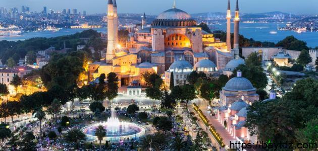 أفضل أماكن السكن في اسطنبول