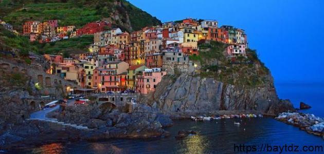 أفضل الأماكن السياحية في إيطاليا