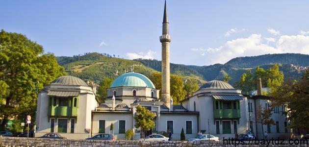 أفضل الأماكن في البوسنة
