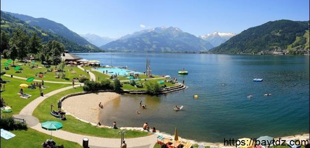 أفضل الأماكن في النمسا