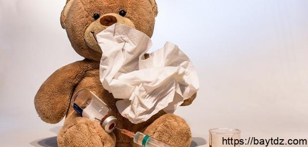 أفضل دواء للزكام للأطفال