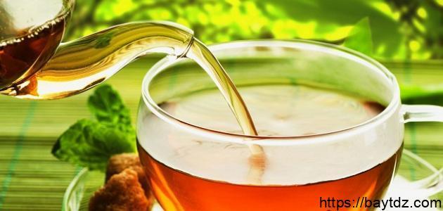 أفضل شاي لحرق الدهون