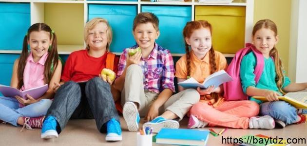 أفضل طرق مذاكرة الأطفال