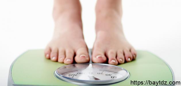 أفضل طريقة لإنقاص الوزن في أسبوع