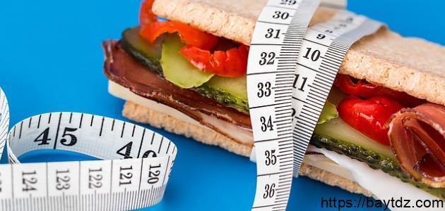 أفضل علاج لتخسيس الوزن