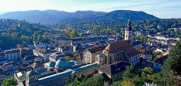 أفضل مدينة في ألمانيا
