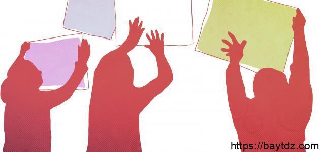 أفكار لعمل لوحات مدرسية