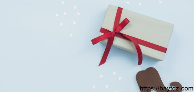 أفكار هدايا بسيطة للرجال