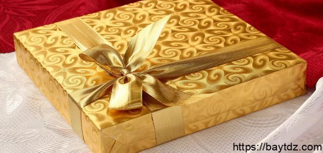 أفكار هدايا للزوجة في عيد ميلادها