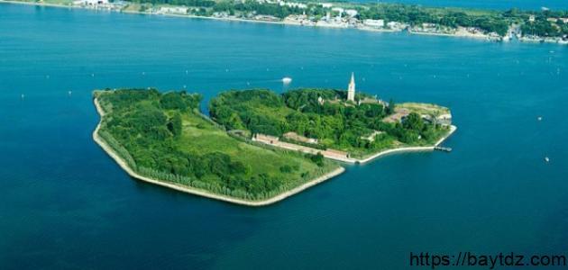أكبر جزيرة في العالم