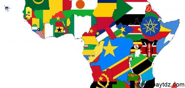 أكبر دولة أفريقية