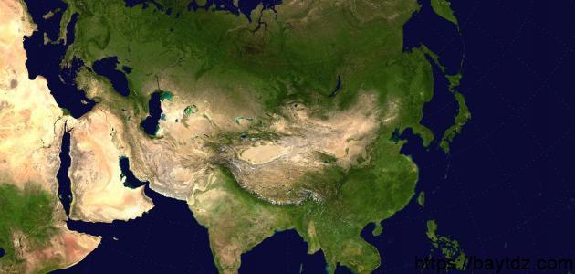 أكبر شبه جزيرة بالعالم