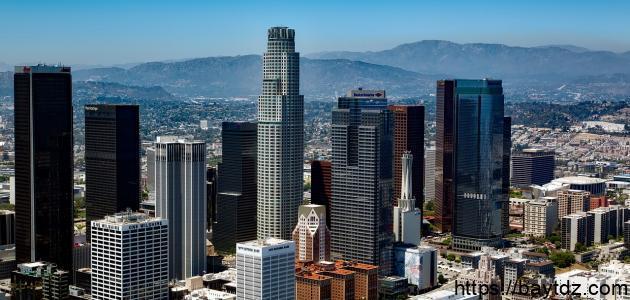 أكبر مدن ولاية كاليفورنيا