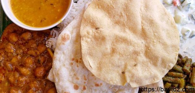 أكلات هندية ماسالا