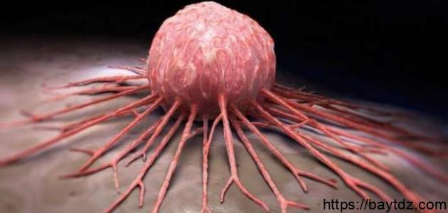 أنواع أمراض السرطان