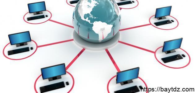 أنواع الشبكات