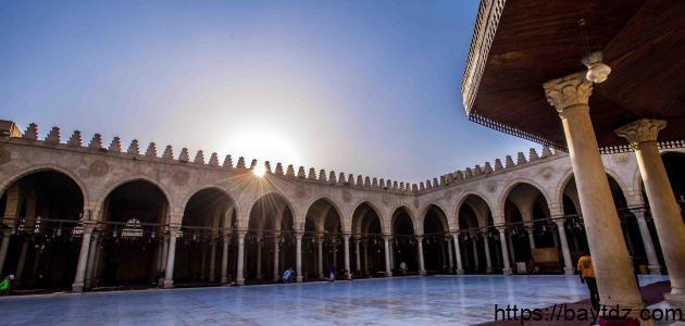 أهم أعمال عمرو بن العاص