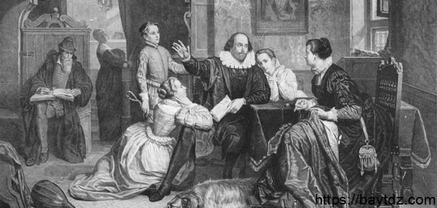 أهم أعمال وليم شكسبير